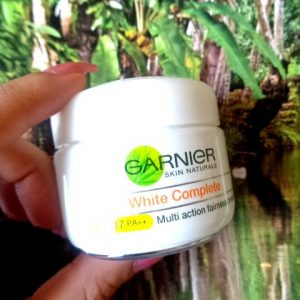 Garnier-White-Complete-Multi-Action-Fairness Cream-